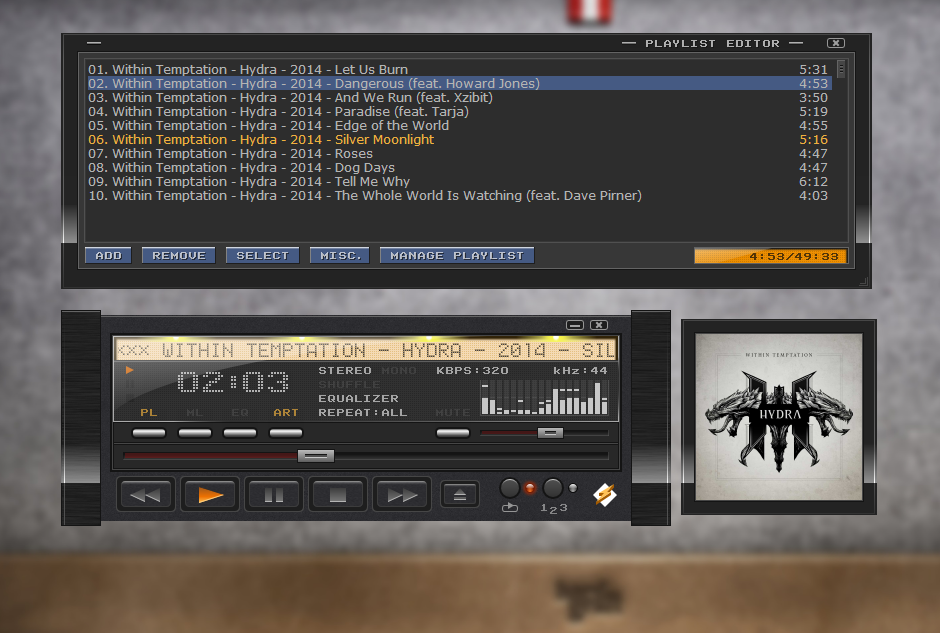 Best Winamp Skins for Windows 10 Free Download